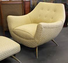 modern chair with ottoman mid century modern chair and ottoman furniture info