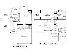small 2 story floor plans 2 story house floor plan internetunblock us internetunblock us