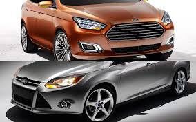ford focus concept ford concept vs focus sedan which would you w poll
