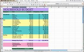 Excel Home Budget Templates A Budget Spreadsheet Laobingkaisuo Com