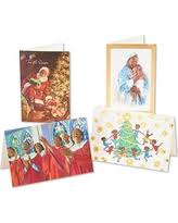 deal alert american greetings 40ct happy holidays with snowflakes