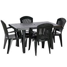 Buy Plastic Garden Chairs by Home Design Cute Black Plastic Garden Chairs Table Home Design