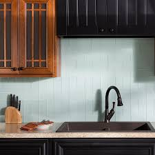 Glass Backsplash For Kitchen Peel And Stick 3x6 Glass Backsplash Tiles Aspect