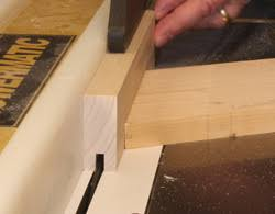 tongue and groove table saw making tongue groove joints newwoodworker com