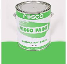 rosco green chromakey green screen paint