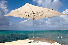 patio umbrellas and shade authenteak outdoor living