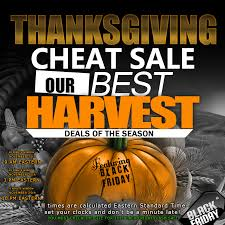 best thanksgiving day deals thanksgiving and black friday sale