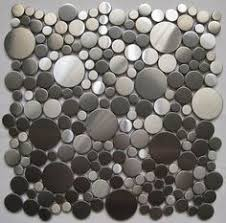 sle backsplashes for kitchens river rock stainless steel wall mosaic tile or backsplash mosaic