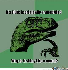 Flute Memes - flute wood or metal by bandgeek13 meme center