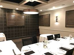 Steak Drapes Tony U0027s Of Cincinnati U2013 Custom Motorized Tv Decorations For Dining