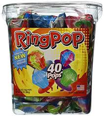 where can i buy ring pops ring pop shaped candy variety pack 40