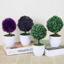plante verte bureau luyue boutique officielle en plastique arbre fleur artificielle