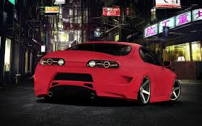 widebody supra wallpaper images of red toyota supra wallpaper sc