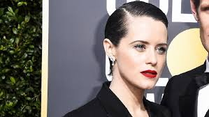 hairstyles golden globes how to get claire foy s sleek androgynous golden globes hairstyle