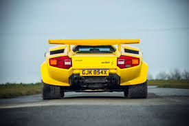 yellow lamborghini countach collectorscarworld com lamborghini countach collectorscarworld com