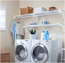 Laundry Room Storage Ideas by Laundry Room Countertop Over Washer Dryer Laundry Storage Ideas