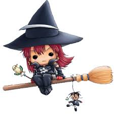halloween clipart cute collection nice witch clipart clipartxtras