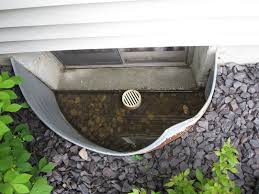 basement window well how to keep your basement with window well drains in nassau
