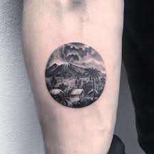 circle tattoos the poetic creations of the artist