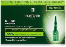 What Can I Do For My Hair Loss Amazon Com Rene Furterer Rf 80 Sudden Temporary Thinning Hair
