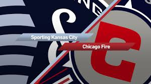 Great Chicago Fire Map by Sporting Kansas City 3 Chicago Fire 2 2017 Mls Match Recap