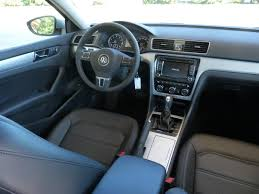 New Passat Interior Review 2012 Volkswagen Passat 2 5 Se The Truth About Cars