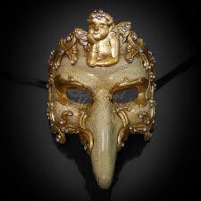 plague doctor mask god plague doctor mask gold with rhinestones beyond