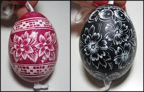 blown easter eggs handmade easter eggs seamstresserin designs