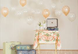 vintage bridal shower top 5 2014 trending girly vintage bridal shower ideas