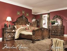 cheap king size bedroom furniture king size bedroom sets aico 6pc windsor court king size bedroom