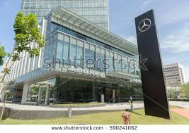 mercedes showroom germany mercedes stock images royalty free images vectors