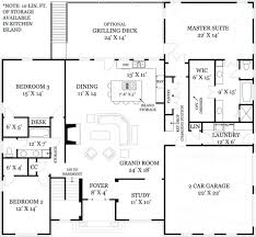 office design garage plan with office space garage plans with