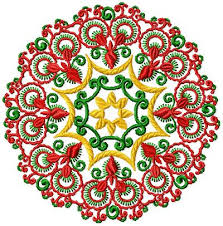 ornament embroidery designs