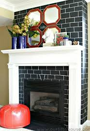 The 25 Best Fireplace Tile by Best 25 Subway Tile Fireplace Ideas On Pinterest Marble