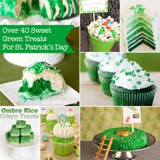 st patrick u0027s day green sweet u0026 treat recipes bites from other