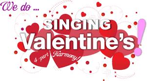 valentine s singing valentines 2018 keene cheshiremen chorus