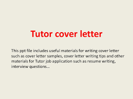 Sample Resume For English Tutor by Science Cover English Letter Template Letter Sample Uva Career