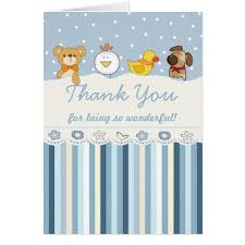 sles of thank you notes baby shower thank you cards wording sles style by
