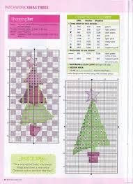 pin deb sartain christmas cross stitch 1 cross