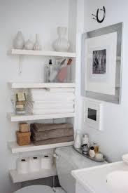 Wooden Wall Shelves Decorating Ideas Terrific Design Ideas Using Rectangular White