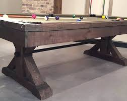 rustic pool table lights rustic pool table picottephoto com