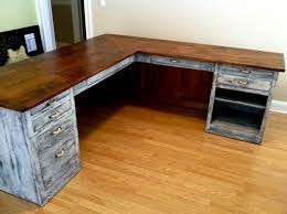 Rustic Desk Ideas Rustic Wood L Shaped Desk Photos Hd Moksedesign