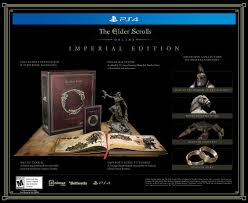 Eso Maps Eso Imperial Edition Physical Retail 99 99
