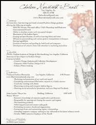 Personal Interest Examples For Resume by Best 25 Fashion Resume Ideas Only On Pinterest Internship