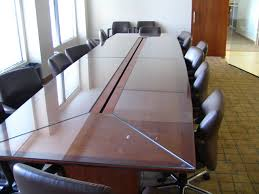 Large Conference Table Office Auction Conference Tables