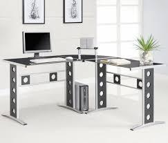 Metal L Shaped Desk Superb Metal Desks For Home Office L Shaped Desk With Hutch Home