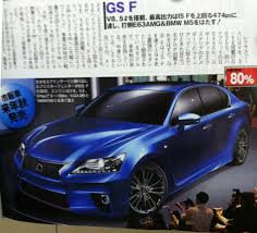 spied new lexus gs f 2019 lexus gs f photo