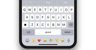 email keyboard layout iphone iphone x owners complain about keyboard s wasted space mac rumors