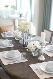 Setting Formal Dinner Table Dining Inspiring Ideas Nature Formal Dinner Table Setting Ideas