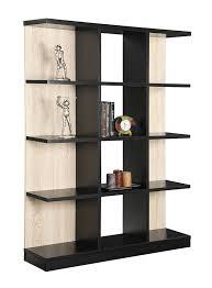 4 tier bookcase shelf storage bookshelf wood shelving book stand